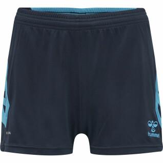 Pantalones cortos de mujer Hummel Poly hmlACTION