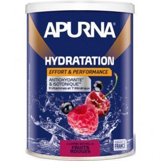 Bebida energética Apurna Fruits rouges - 500g