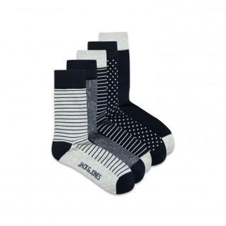 Pack de 5 pares de calcetines Jack & Jones Light