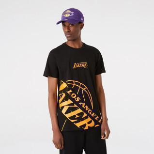 Camiseta Los Angeles Lakers Logo