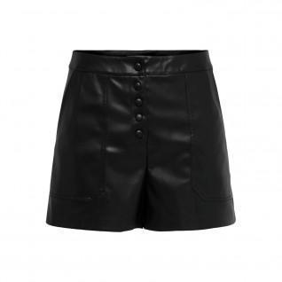 Pantalones cortos de mujer Only onlsandy faux