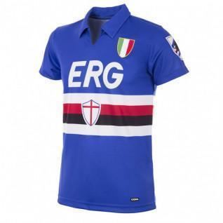 Camiseta de la Sampdoria Retro Copa 1991/92