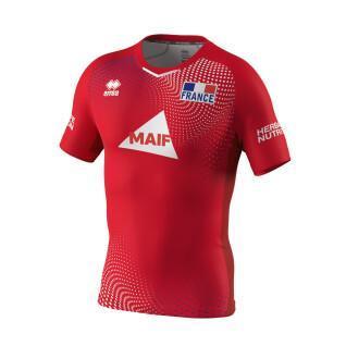 Camiseta del tercer equipo de France Volley 2020