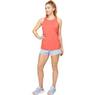 Camiseta sin mangas Asics Race para mujer