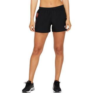 Pantalones cortos Asics Icon 4in para mujer