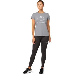 Camiseta Asics Fuji Trail Tea para mujer