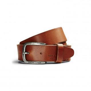 Cinturón de piel Jack & Jones Jacpaul