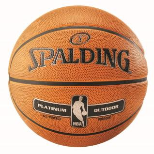 NBA Spalding Ball NBA Platinum Outdoor