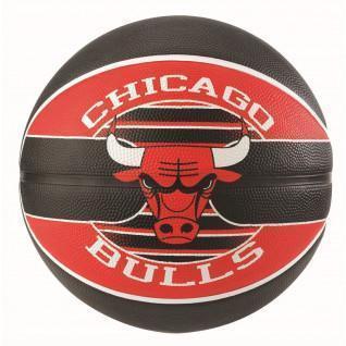 Balón del equipo de la NBA Spalding Chicago Bulls Balón del equipo de la NBA Spalding Chicago Bulls