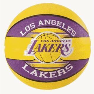 Baloncesto Spalding Los Angles Lakers