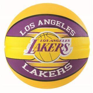 Balón del equipo de la NBA Spalding Balón del equipo de la NBA Los Angeles Lakers