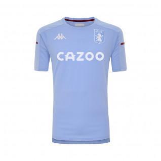 Camiseta Aston Villa FC 2020/21 aboes pro 4