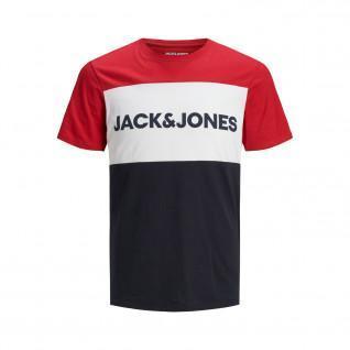 Camiseta Jack & Jones Bloqueo del logotipo