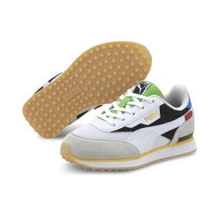 Zapatos para niños Puma Future Rider WH PS