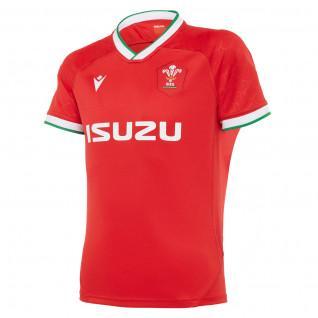 Inicio camiseta para niños Gales rugby 2020/21