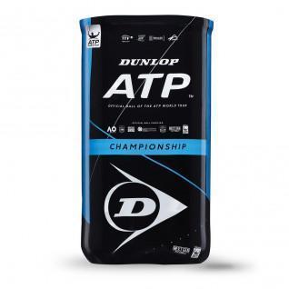 Juego de 2 tubos de 4 pelotas de tenis Dunlop atp championship