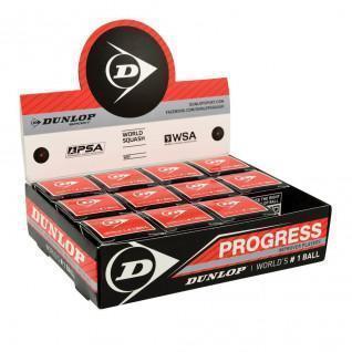 Bola de squash Dunlop progress