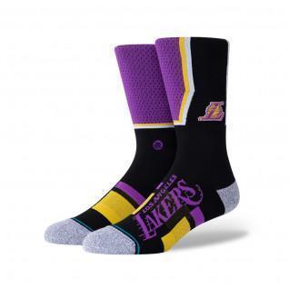 Calcetines Los Angeles Lakers Shortcut 2