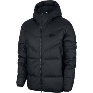 Chaqueta con capucha Nike Sportswear Down-Fill Windrunner