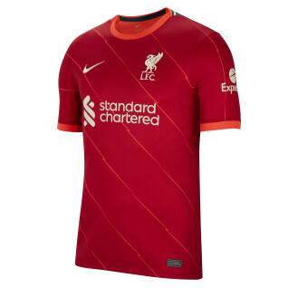 Camiseta de casa Liverpool FC 2021/22