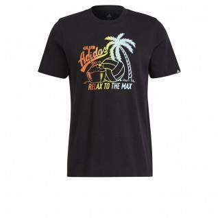 Camiseta adidas Aeroready Vacation Graphic
