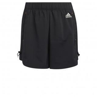 adidasportswear Pantalones cortos ajustables para mujer Primeblue