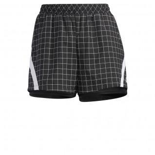 Pantalones cortos adidas SPO, mujer