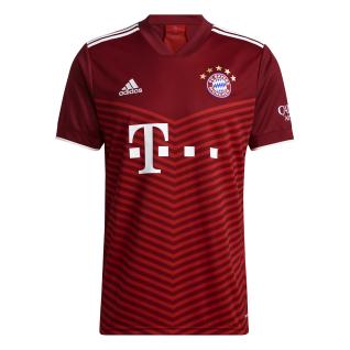 camiseta de casa del fc Bayern Munich 2021/22