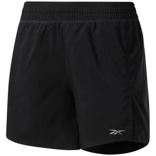 Pantalones cortos de mujer para correr Reebok