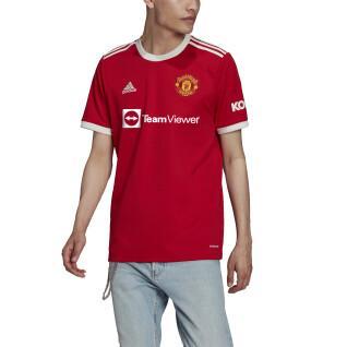 Camiseta de casa del Manchester United 2021/22
