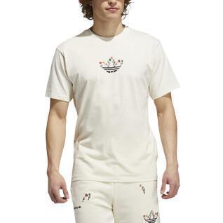 Camiseta adidas Original Trefoil Bloom
