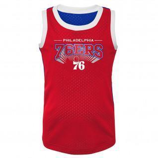 Outerstuff NBA Philadelphia 76ers Set para niños