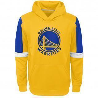 Sudadera para niños Outerstuff NBA Golden State Warriors