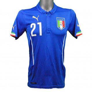 Camiseta de casa Italia 2014/2016 Pirlo