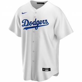 Réplica oficial de la camiseta Los Angeles Dodgers