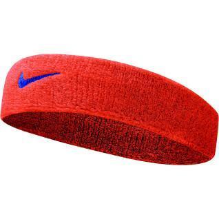 Cinta para la cabeza Nike swoosh