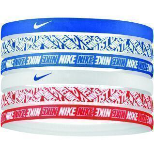 Juego de 6 insignias Nike printed