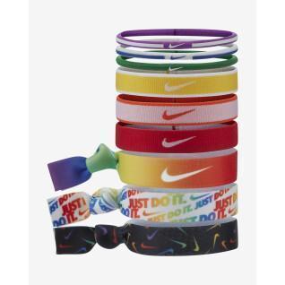 Juego de 9 cintas para la cabeza Nike Mixe