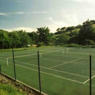Red de protección de tenis Carrington de 3 metros