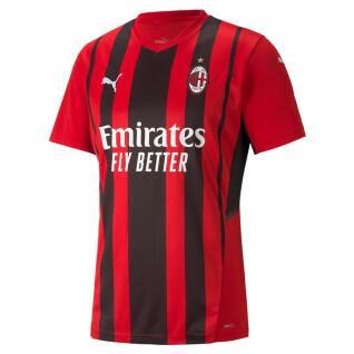 Camiseta de casa del Milan ac 2021/22