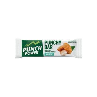 Muestra 40 barras de energía Punch Power Punchybar Amande