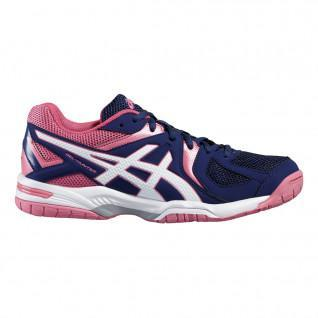 Zapatillas de mujer Asics Gel-HUNTER 3 azul/blanco/rosa