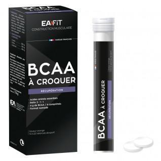 EA Fit Limón BCAA masticable (2x20 comprimidos)