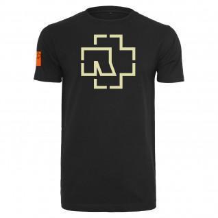 Camiseta con el logo de Rammstein