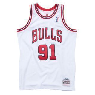 Camiseta de los Chicago Bulls Dennis Rodman
