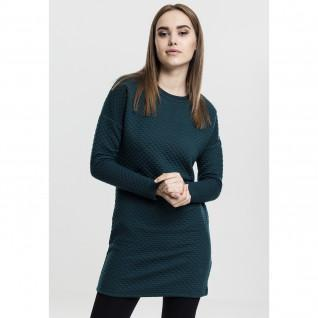 Vestido oversize urbano para mujer