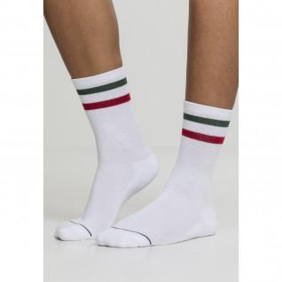 Lote de 2 calcetines Urban Classic 3-Stripes