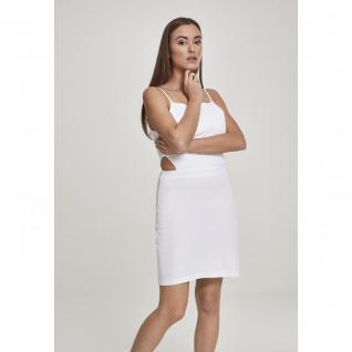 Vestido de mujer Urban Classic de piqué de paghetti