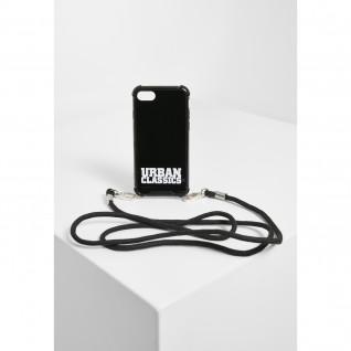 Funda y collar para iPhone 7/8 Urban Classics