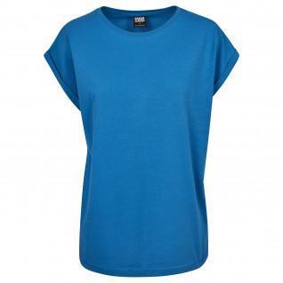 Camiseta mujer Urban Classic extendida